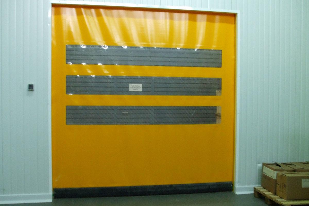 Puerta rápida enrollable Modelo EF-300