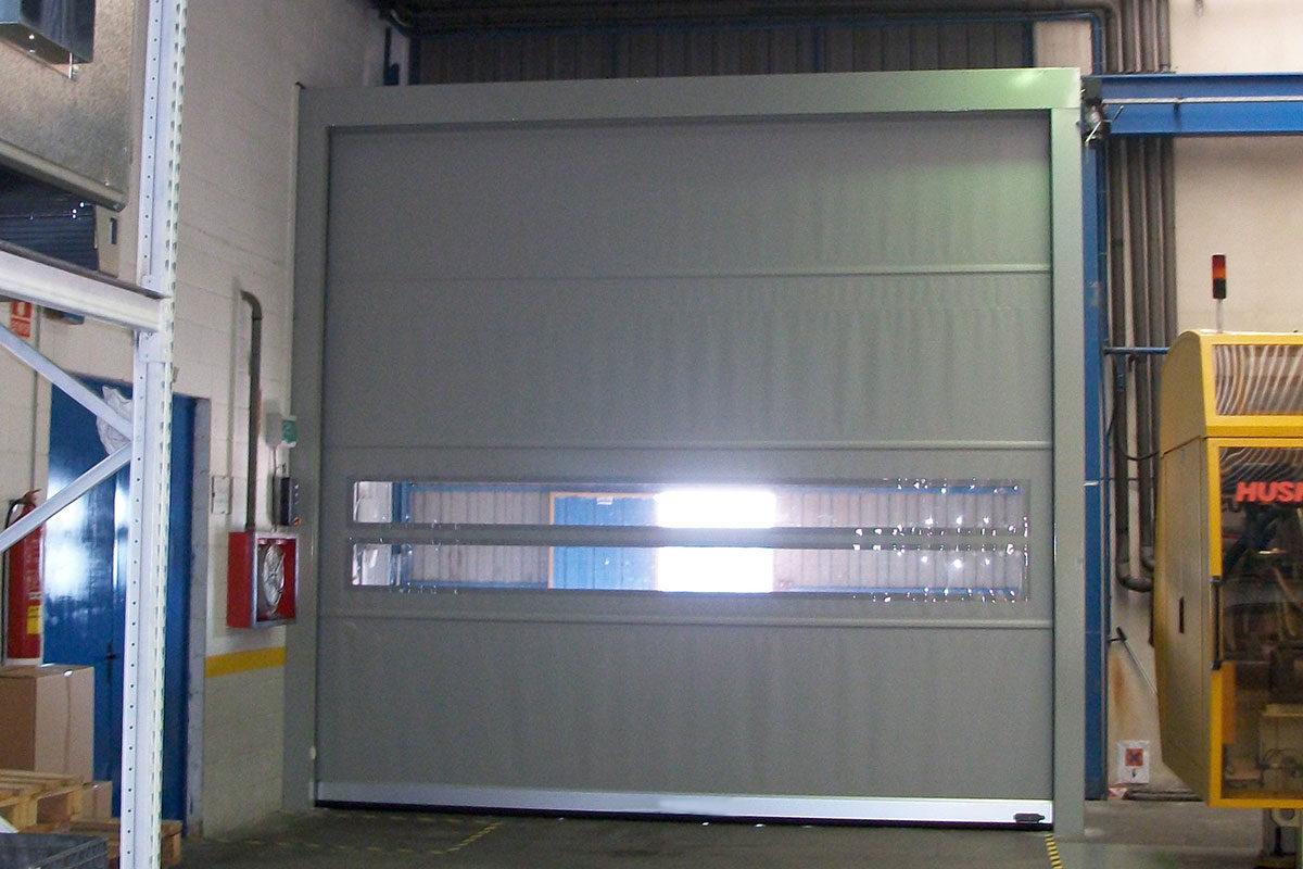 Puerta rápida enrollable Modelo EF-100