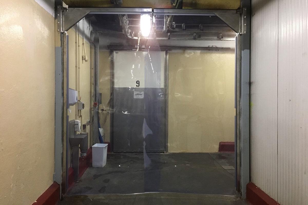puertas batientes pvc Flexiporta