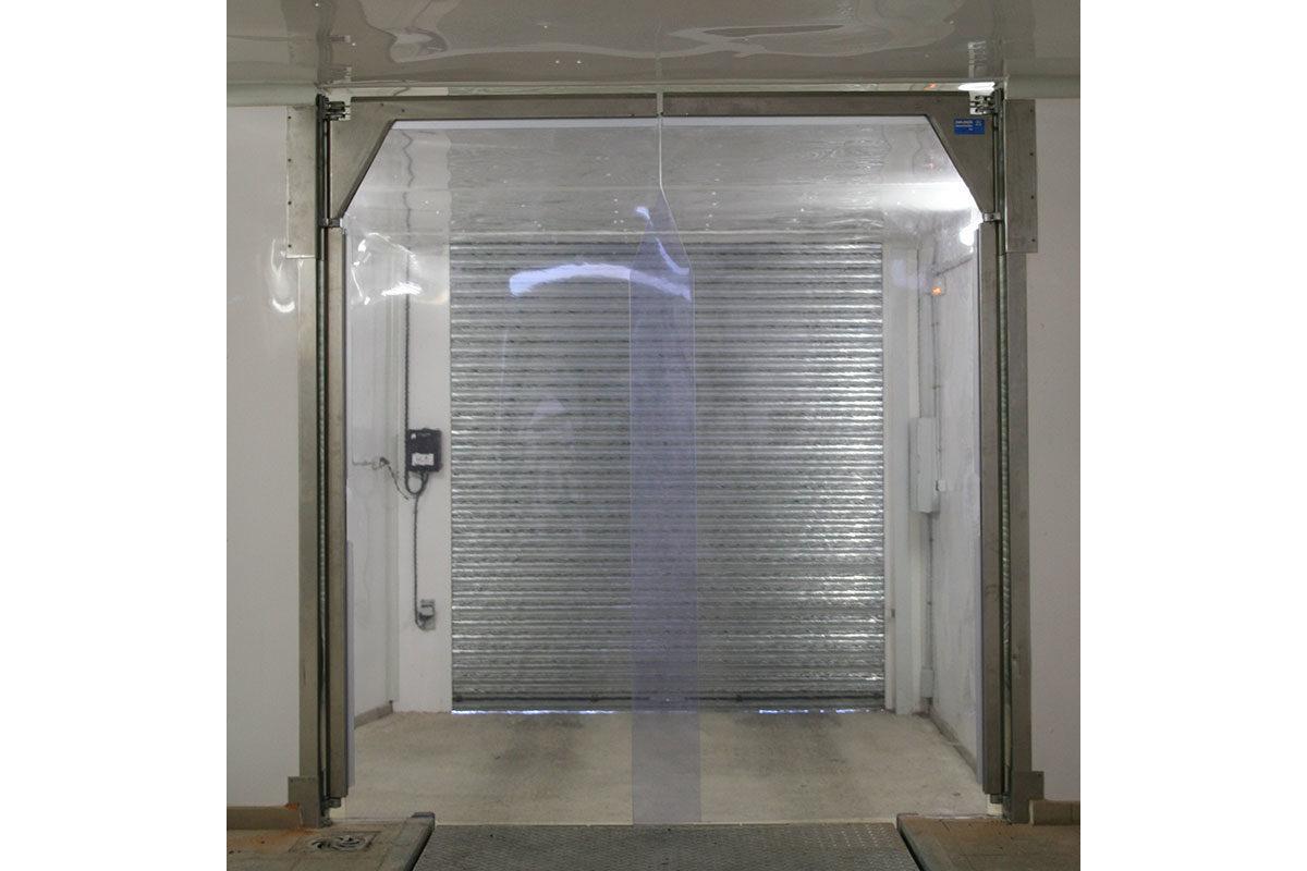 puertas batientes para huecos con corrientes aire bajas a moderadas