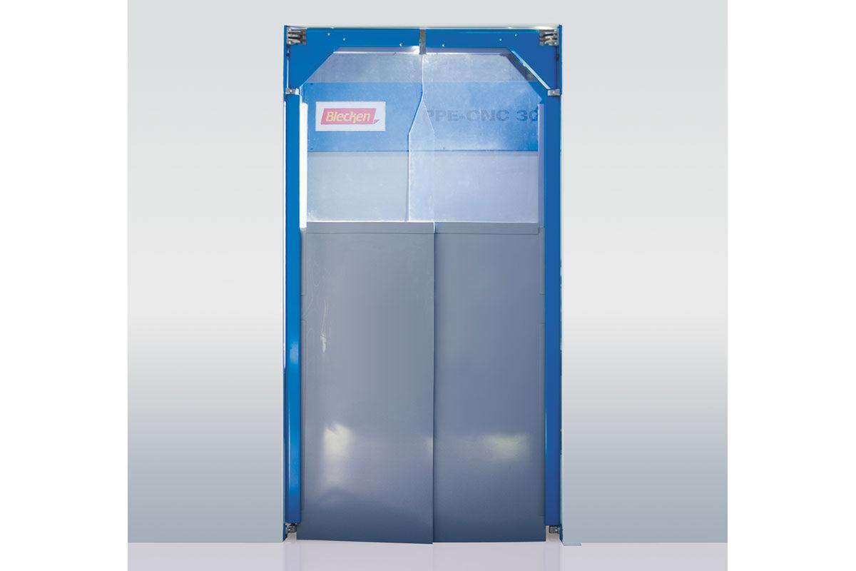 puertas flexibles para almacenes