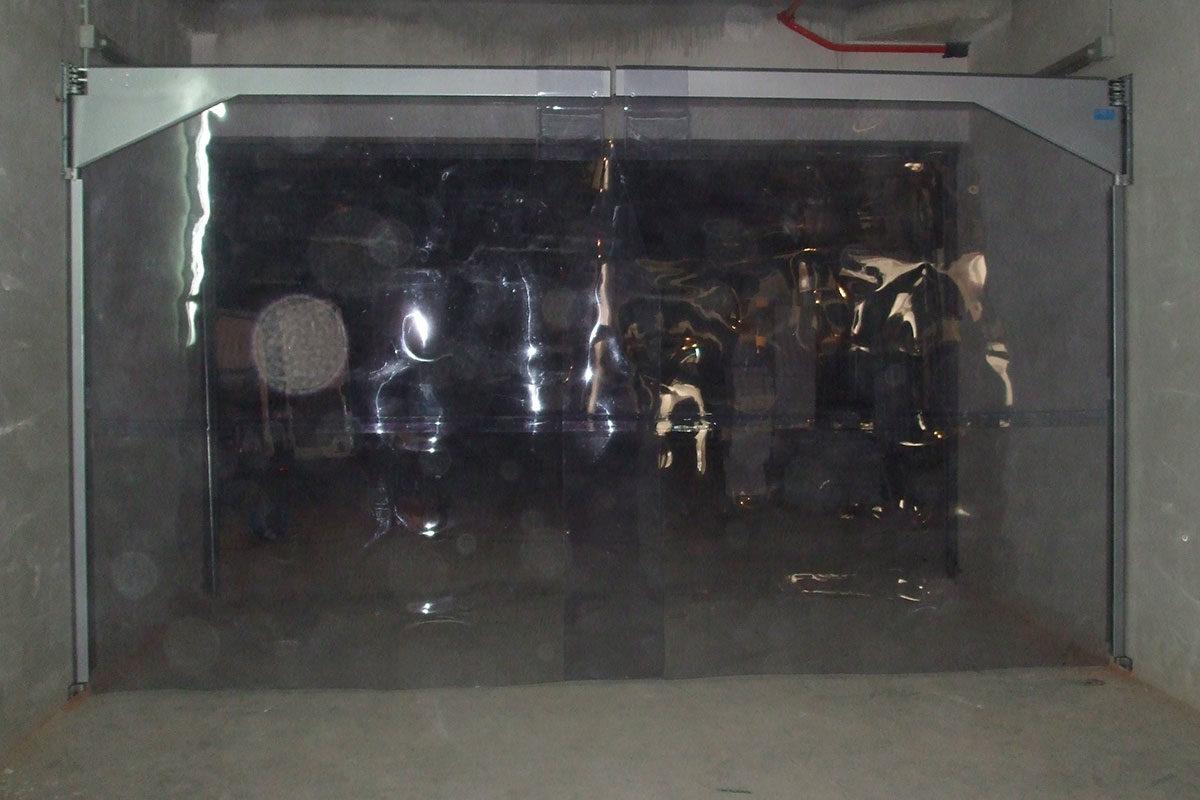 Puertas PVC flexible